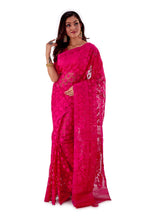 Pink-Traditional-Cotton-Dhakai-Jamdani-SNJMC1504-2