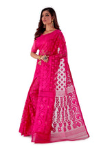 Pink-Traditional-Cotton-Dhakai-Jamdani-SNJMC1504-3