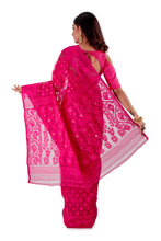 Pink-Traditional-Cotton-Dhakai-Jamdani-SNJMC1504-4