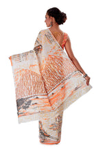 White-base-block-printed-mulmul-designer-saree-SNML1001-4
