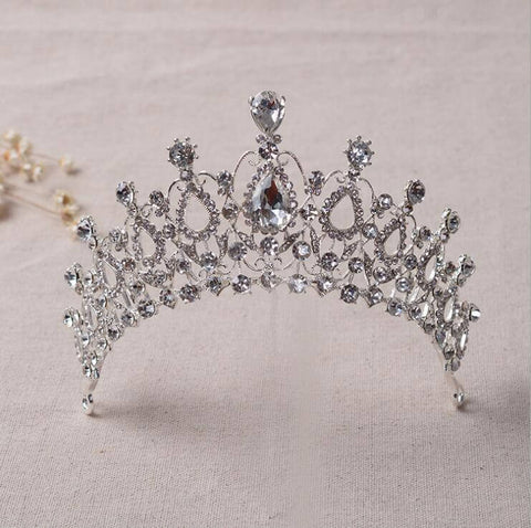 """Ellie"" Crystal Princess Tiara"
