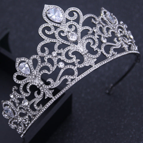 "NEW 2017 ""Hayley"" 2017 Luxe Crystal Birthday Tiara"