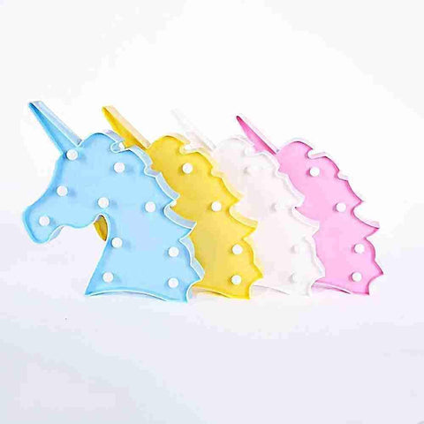 Unicorn Wall Light Fixture-Light Fixture-HappyBirthdayGirl