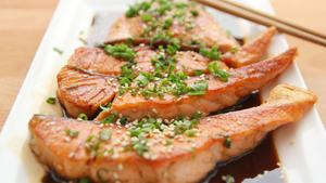 Health Benefits of Salmon | Recipes | References |