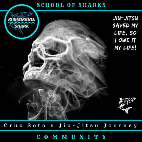 Jiu-Jitsu Saved My Life, So I Owe It My Life | Cruz Soto's BJJ Story
