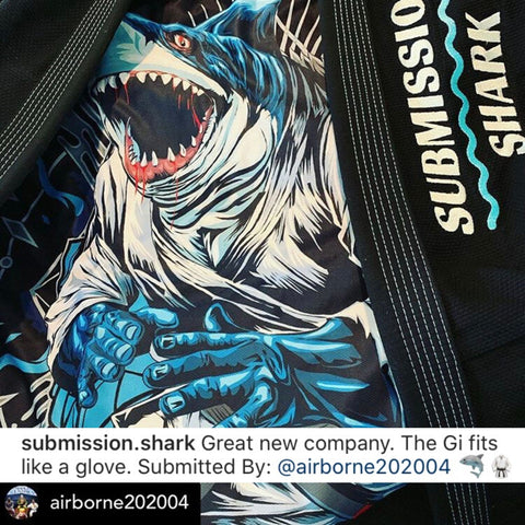 Shark Frenzy BJJ Gi Review