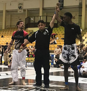 Jiu Jitsu Nogi Competition | Submission Shark Community | Alex Baker