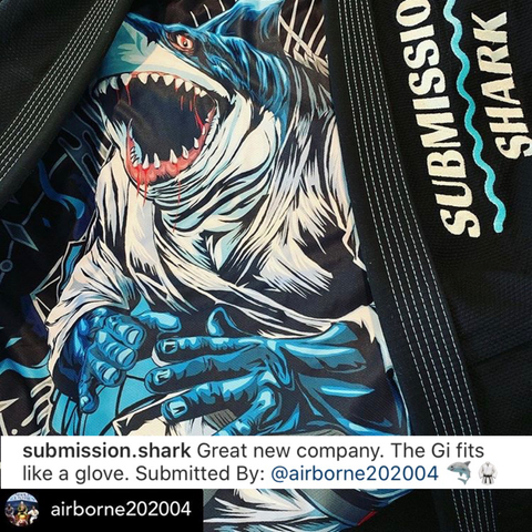 Submission Shark BJJ Gi Review