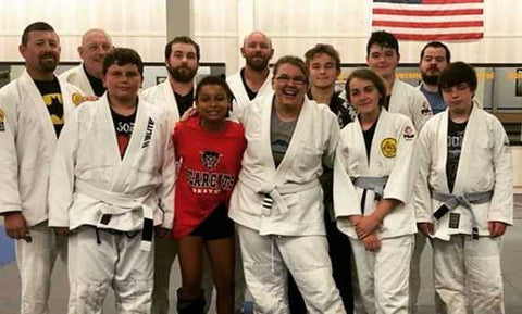 Casee's BJJ Family