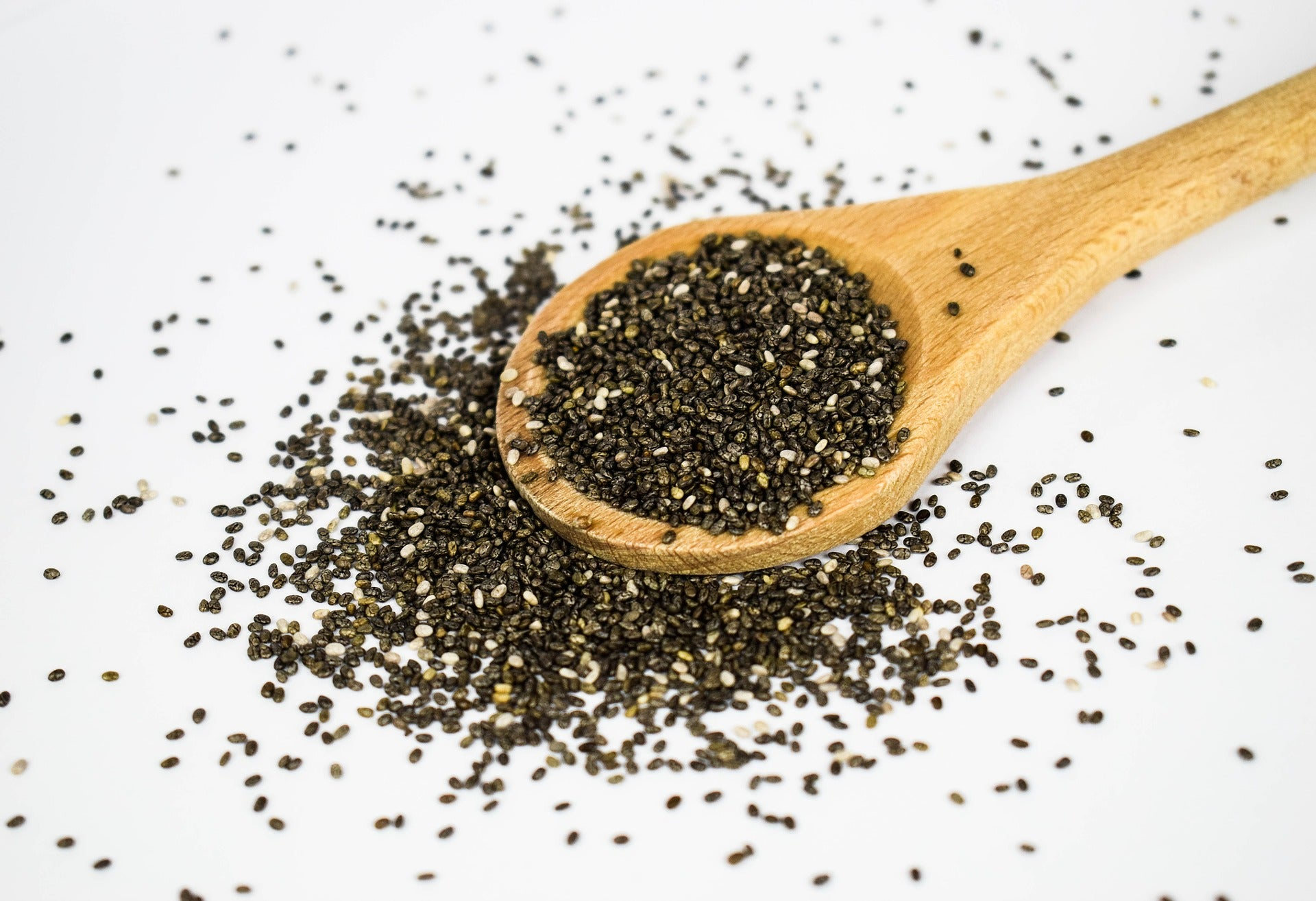 Chia Seeds For BJJ Training
