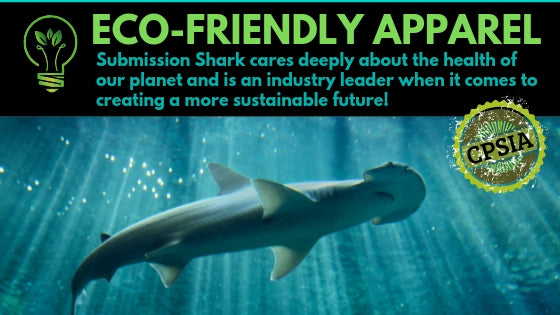 Submission Shark Eco Friendly Apparel
