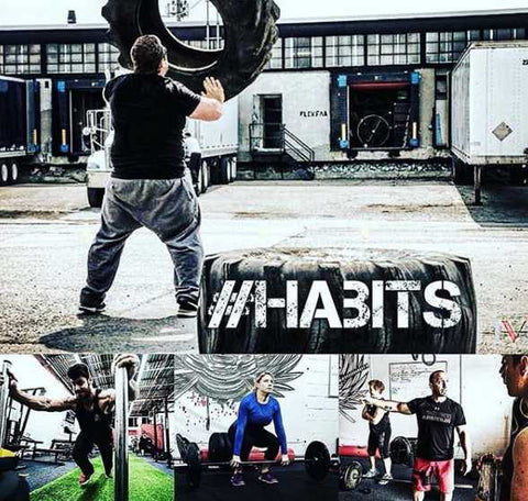 Fitness Training Habits