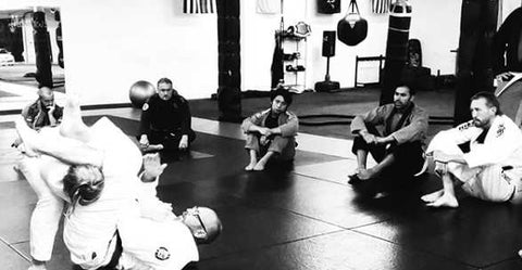 Fenix BJJ Training