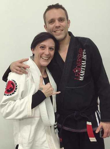 Jiu-Jitsu instructor