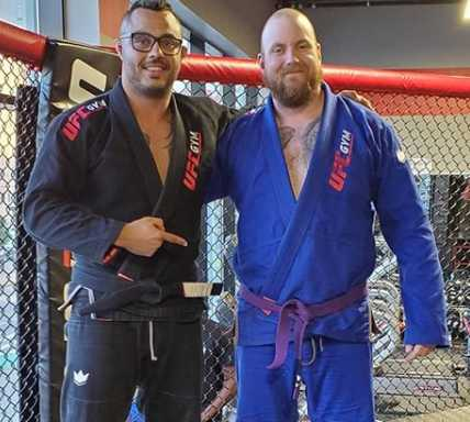 Maximillian Barnhart Jiu-Jitsu Instructor