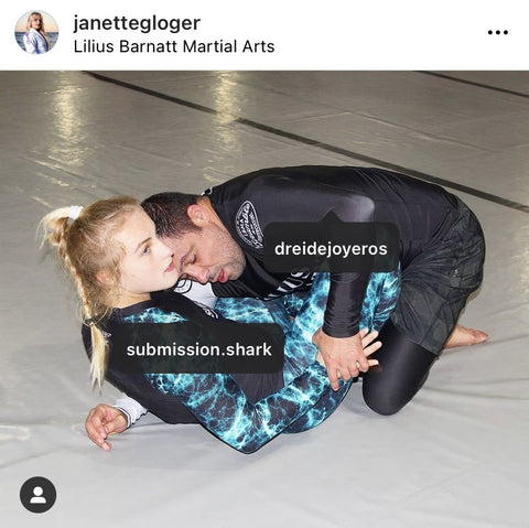 Submission Shark BJJ Gear