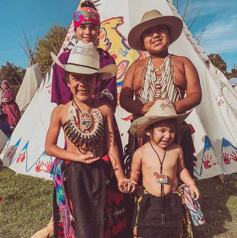 Native Family