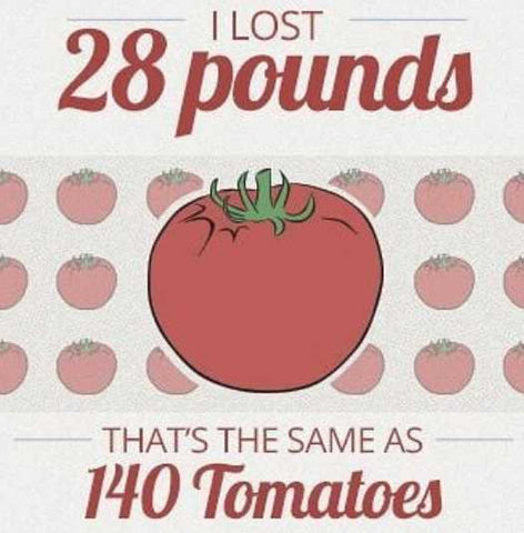 Weight Lose Tomato