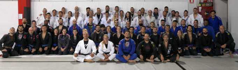 Training Partners Miko Hytonen BJJ Friends