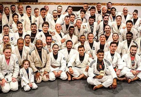 Raina Essential BJJ Team