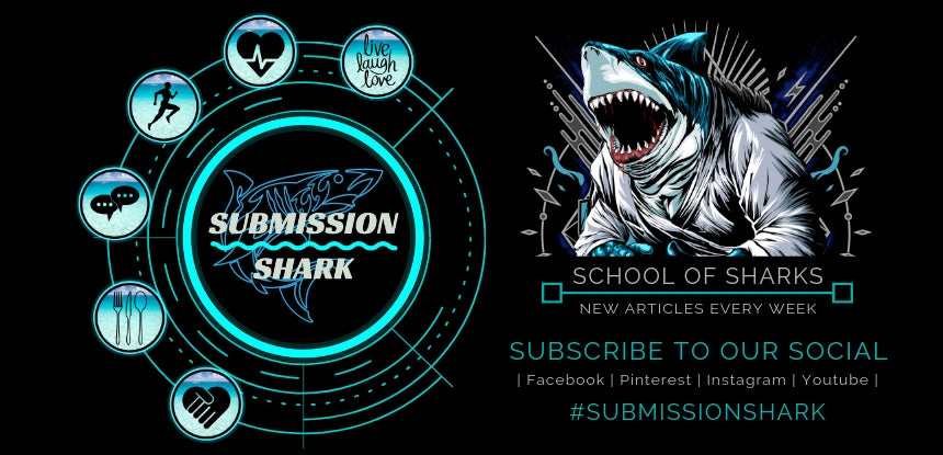 Submission Shark BJJ Articles and MMA Blogs