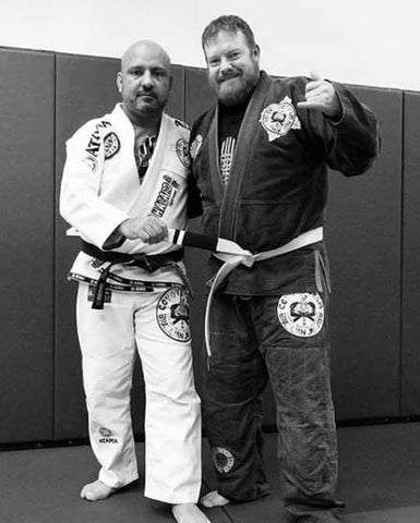 Jebidiah Osborn BJJ Instructor