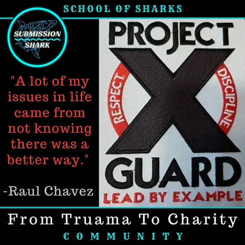 Jiu-Jitsu Gave Me A New Life And Helped Me Quit My Addictions | Raul Chavez's Story (Project X Guard)