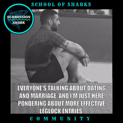 How Jiu-Jitsu helped me get over a heartbreak | Submission Shark Community