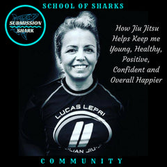 Cheryl's Submission Shark Community Story
