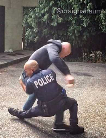 Street Self Defense for Police Officers