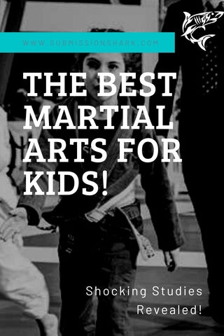 Find out what the best martial arts is for kids