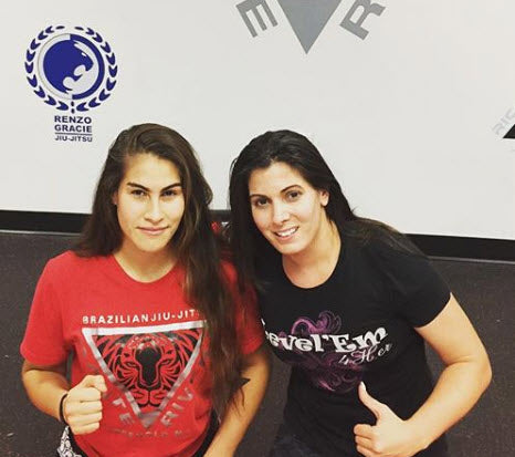 Ashley Lauren Rollo BJJ Girls