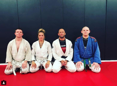 How Jiu Jitsu Saved My Life | Training Partners