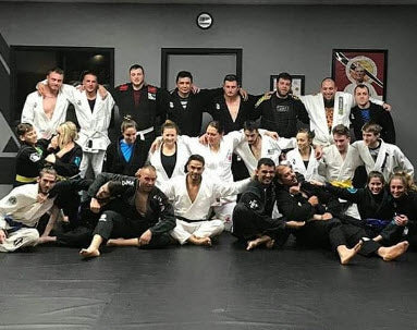 Jiu Jitsu Community Submission Shark Blog | Ford Brothers