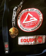 Gracie Barra BJJ Gi