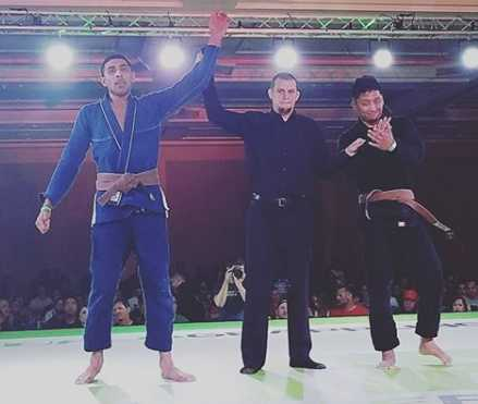 Mikey Hothi BJJ Victory