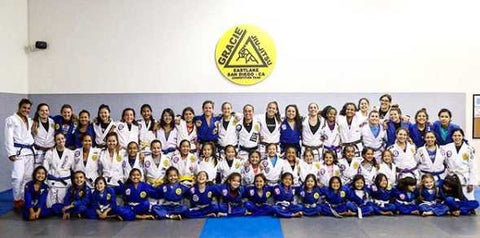 Rose Miller South Bay Jiu-Jitsu