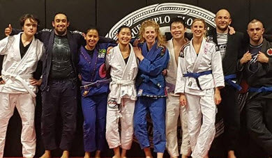 Jiu Jitsu Girls | Submission Shark