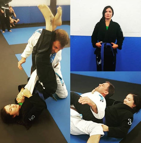 Sundi BJJ Submission Shark