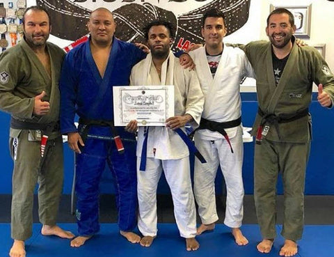 Joshua Campbell Jiu-Jitsu Group