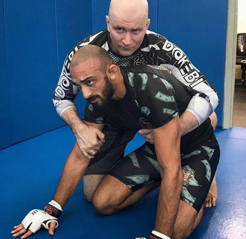 Why John Danaher Wears Rashguards Every Day | Submission
