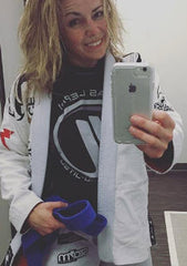 How Jiu Jitsu Helps Keep me Healthy, Positive, Confident and Overall Happier | Cheryl Mongeon