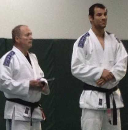 Ryron and Jon Jiu-Jitsu