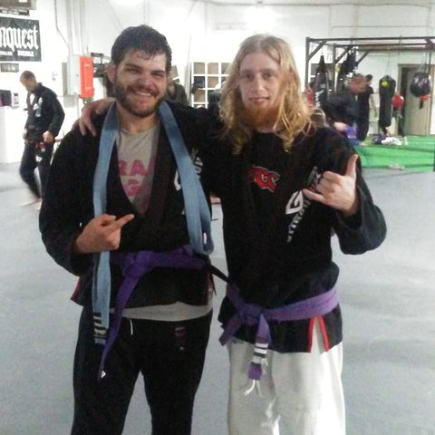 Zaylen Crannell Jiu-Jitsu Article | Blue Belt to Purple Belt Promotion