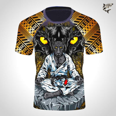 Black Panther Forever | Unisex Rash Guard | Limited Edition