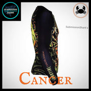 Cancer Rashguard (Long Sleeve) | Submission Shark | Right Side