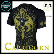 Capricorn Compression Shirt | Submission Shark's Nogi Jiu Jitsu Apparel
