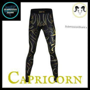 Capricorn Compression Spats | Submission Shark's Nogi Jiu Jitsu Apparel