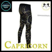 Capricorn Compression Spats | Submission Shark's Nogi Jiu Jitsu Appare