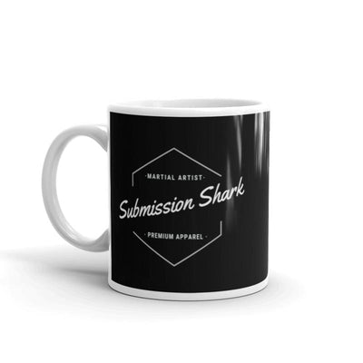 Classic Martial Artist Mug | Submission Shark - tamlifestyle